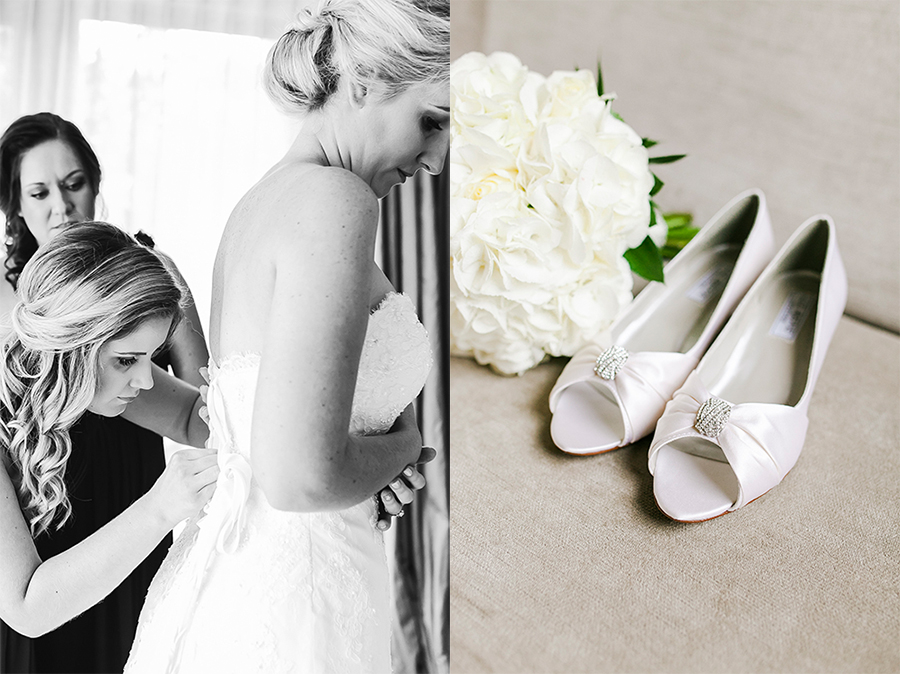 Preparation | Photo - Kate Robinson | Astra Bride Monique | #Bonnybride |