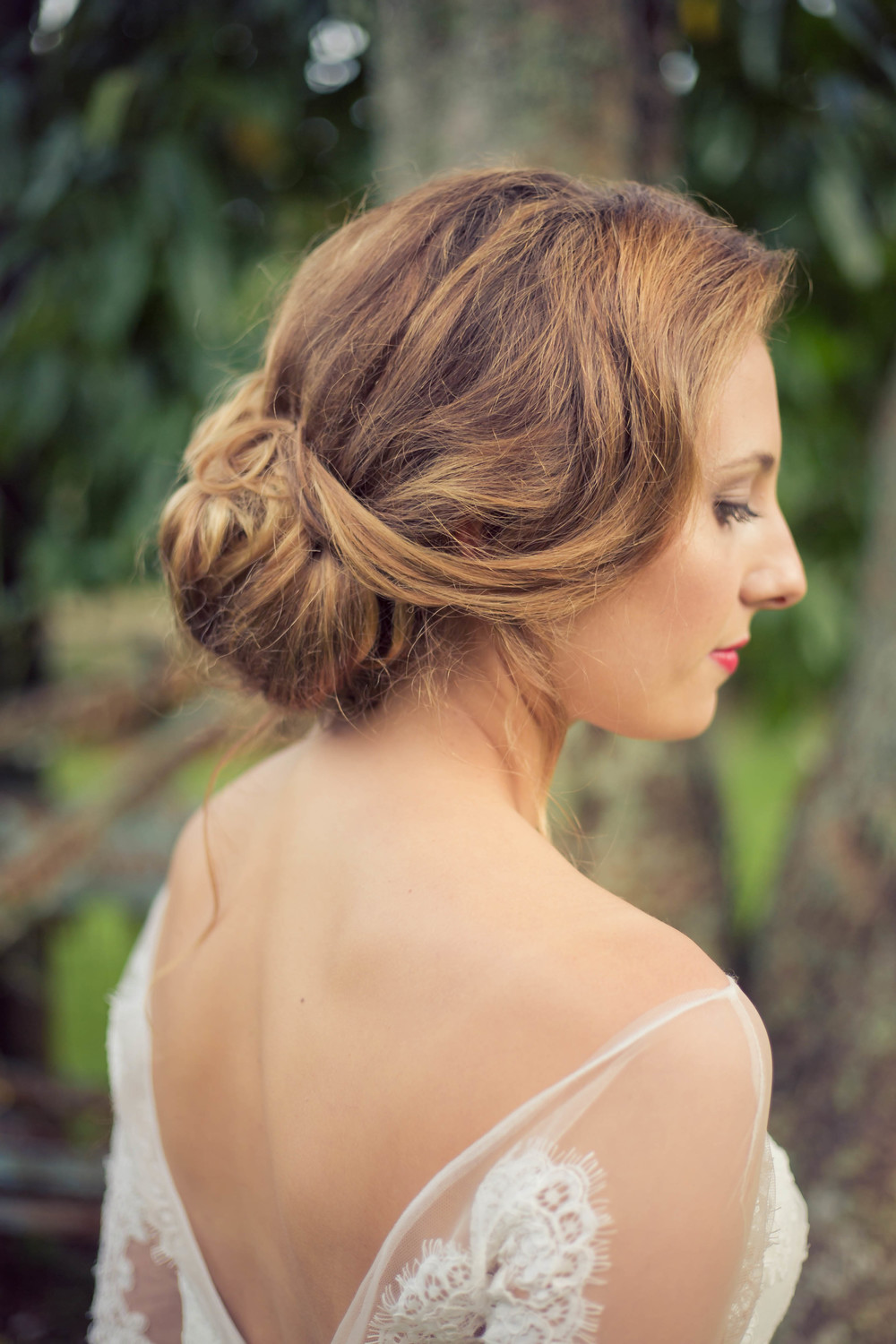 Wedding hair - soft romantic up do | Dutch wedding shoot | Photography by Tranquility Photography | Gown available at Astra Bridal | www.borrowedandblue.kiwi