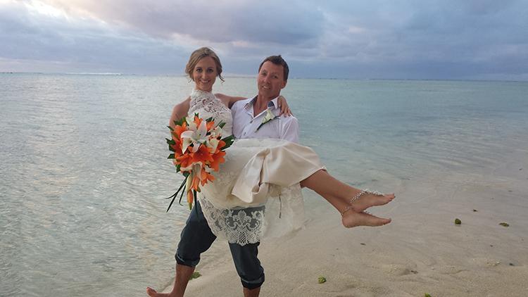 Astra Bride Sophie   Atutaki Wedding   #astrabrides  