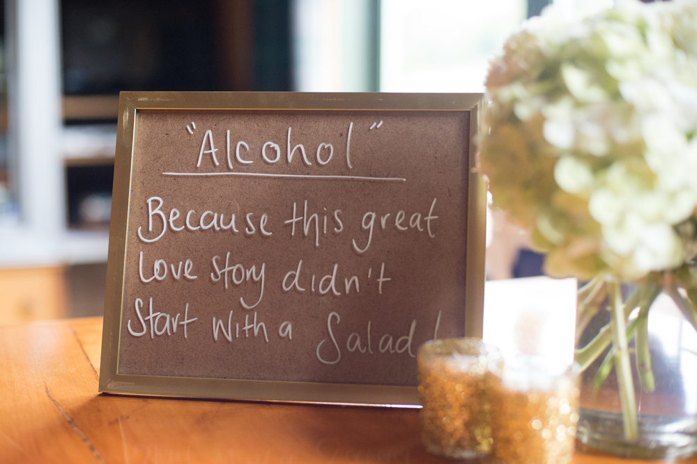 Wedding sign | Astra Bridal Bride Megan | Photography by Laura Ridley | www.borrowedandblue.kiwi