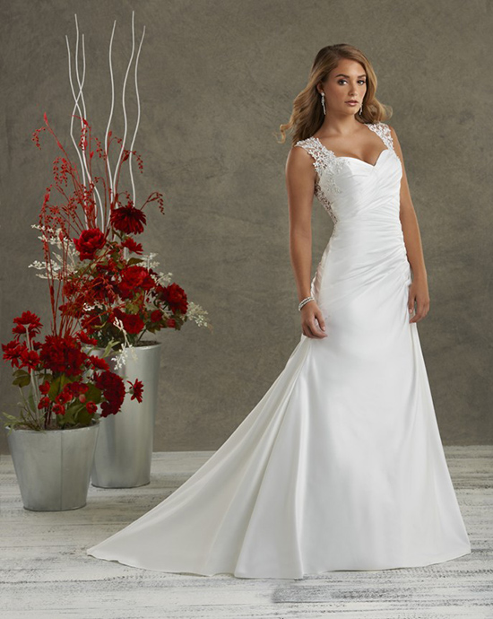 Bonny 6506 | Available from www.astrabridal.co.nz |