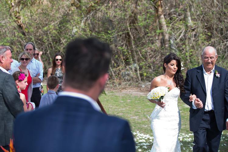 Astra Bride Christy | Gorgeous Fiji wedding | Images by ZoomFiji |