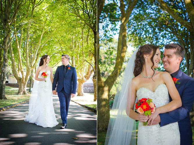 Astra Bride Talia | Christina Rossi Gown | Cornwall Park | Photography by Priceless Photos |