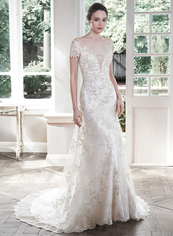 Maggie Sottero Carlynne | Available from Astra Bridal |