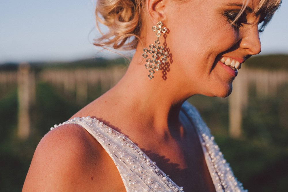 Astra Bride Jilly | Poppies Martinborough | Photographer: Sarah McEvoy |
