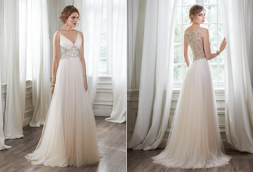 Maggie Sottero Phyllis  | Available from Astra Bridal |