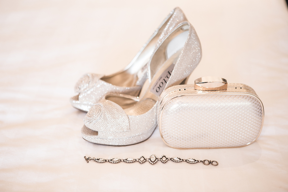 Wedding shoes | Dress from Astra Bridal | Photography Kirsty and Grant Photography | www.borrowedandblue.kiwi