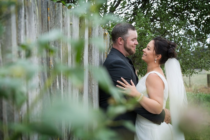 Astra Bride Jasmine | Romantic moment for the couple  | Photography by Jo Moore |