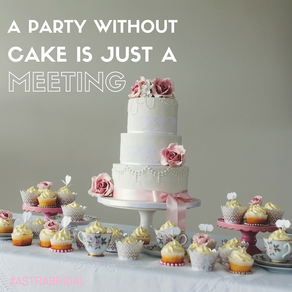 Wedding cake and cupcakes | Photography by Tammie Pittwood | Astra Bridal Bride Danelle