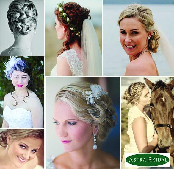 Stunning wedding hair stylles
