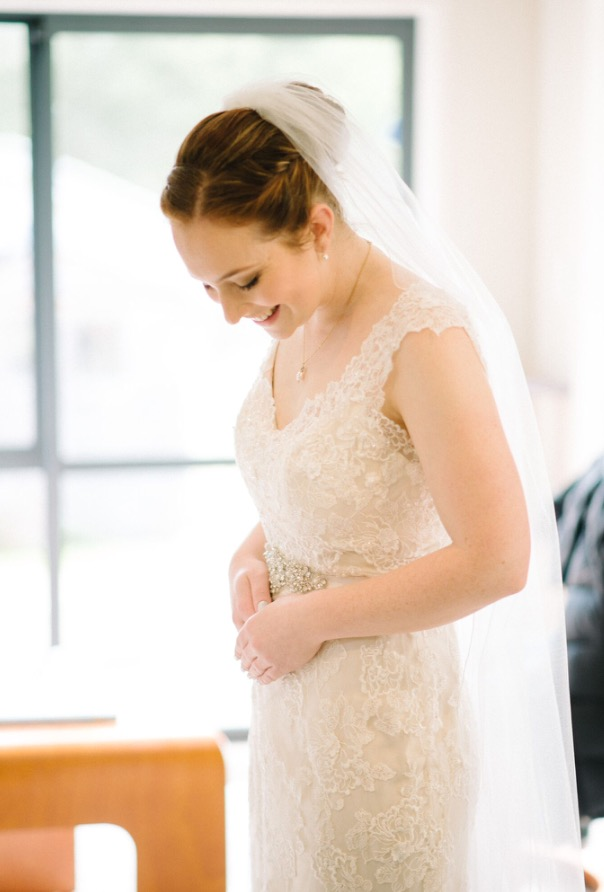 Maggie Sottero Lark | Astra Bridal Sam | Footbridge Lodge