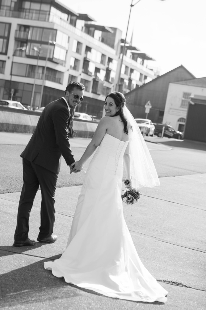 Irish wedding | Christina Rossi Gown | Astra Bride Jenny |