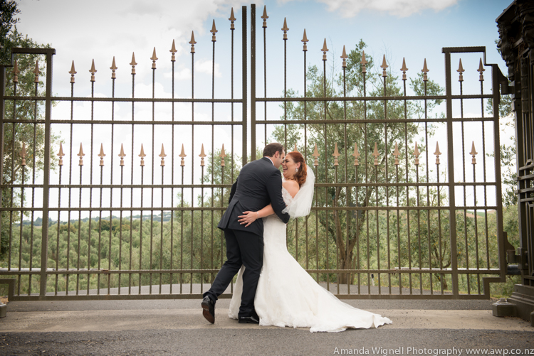 Bracu Olive Estate wedding | Astra bride Ariana | Photography Amanda Wignell |