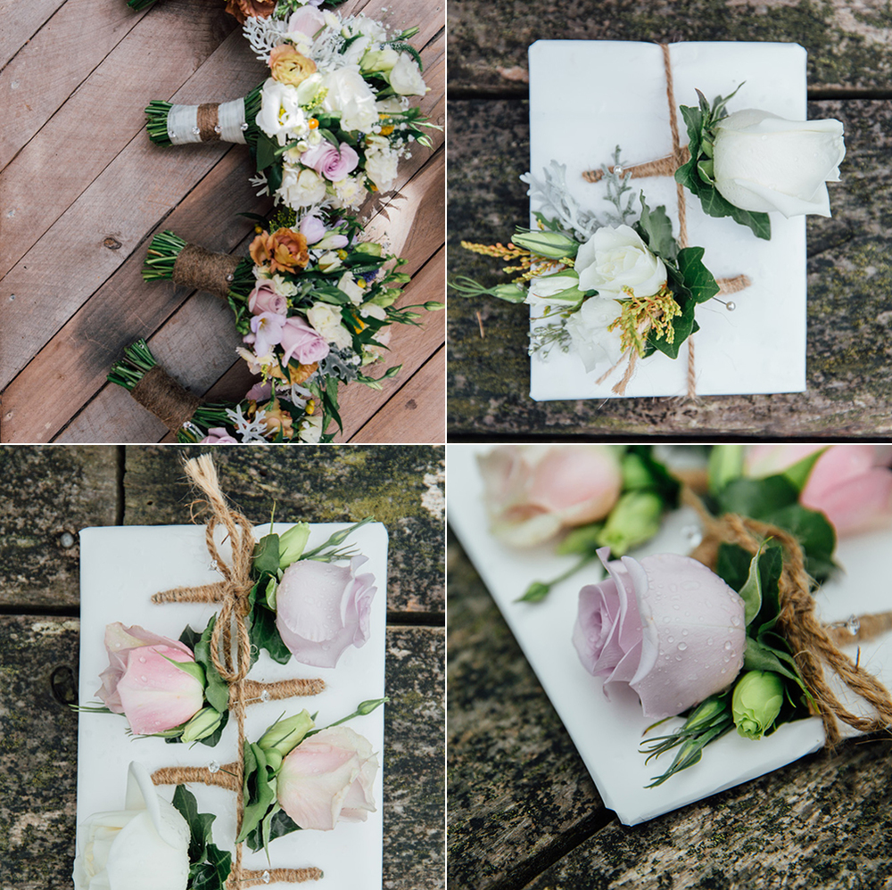 Flower bouquets and buttonholes | Astra bride Nikki | Tinted Photography