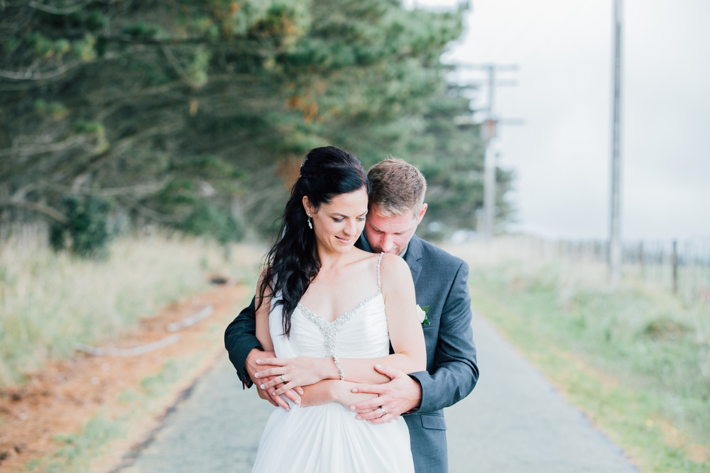 Maggie Sottero gown | Rustic wedding | Astra bride Nikki | Tinted Photography