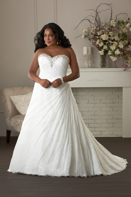 d793d5fad08 Plus sized brides — Borrowed   Blue - NZ Wedding Inspiration
