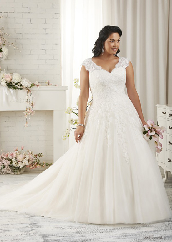 84b320abedb GOWNS FOR THE BRIDE WITH MORE TO SHARE Issue 6 - Borrowed and Blue  Available in