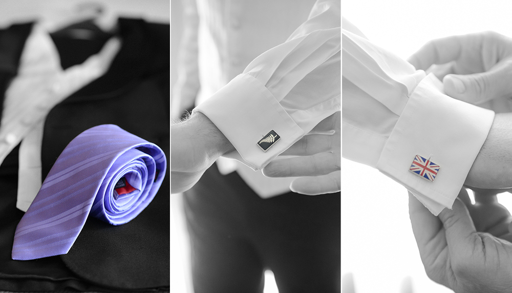 The grooms details | Astra Bride Renee | Country Club wedding | Markovina Estate | Photography by Dreamlife