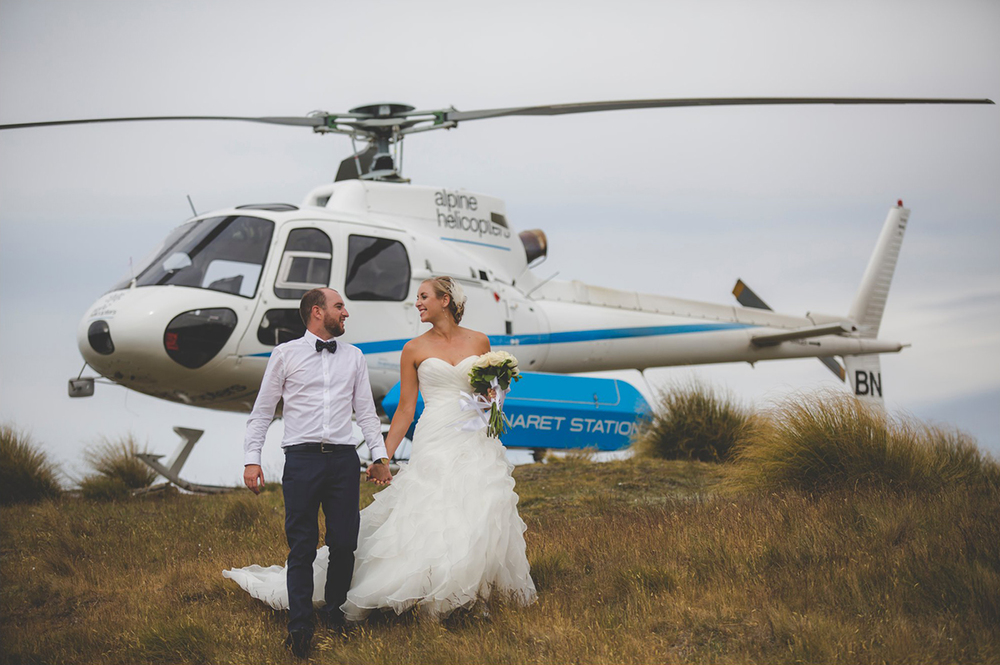Astra Bride Kylie | Wanaka Wedding | Marys bridal gown | Dan Childs Photography |