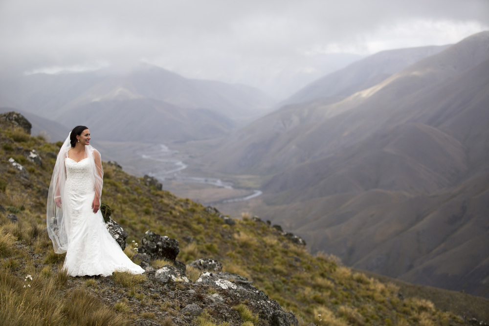 Gorgeous South Island | Astra Bride Jess | Hanmer Springs Wedding | Maggie Sottero Emma gown | Photographer Simply Inspired Photography |