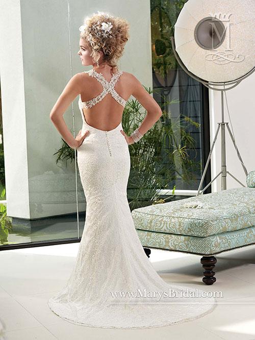 Marys Bridal 6318