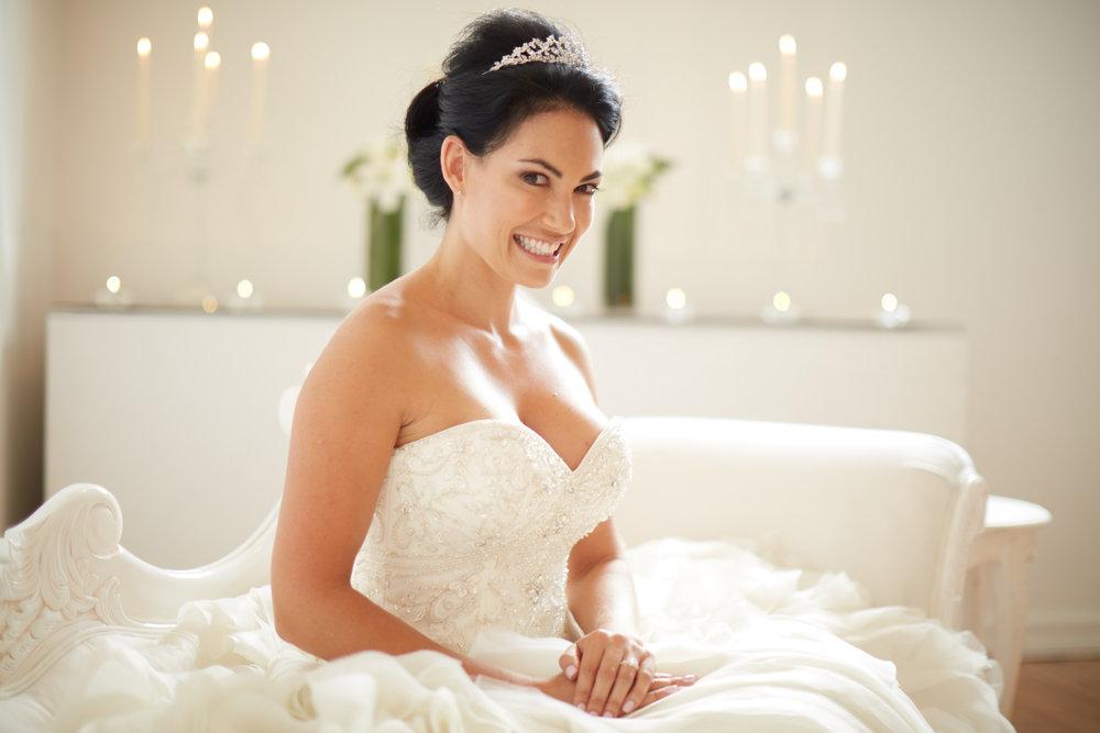 Romantic wedding inspiration | photography by Josh Edmonds | Maggie Sottero Wedding dress from Astra Bridal | www.borrowedandblue.kiwi