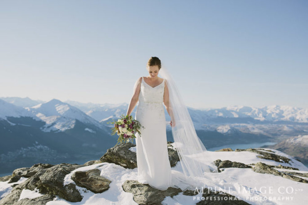 Astra Bride Rebekah | Maggie Sottero Gemma | Photography Alpine Images |