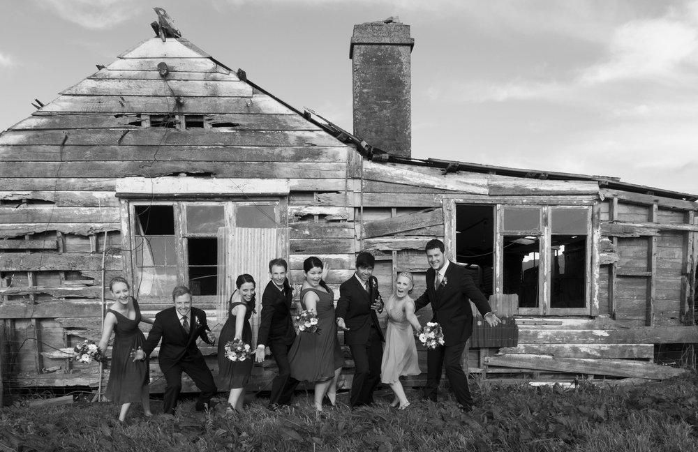 Rustic Barn | Astra Bride Jo | Bonny 229 | Taranaki wedding | Photography by Mark Bellringer |