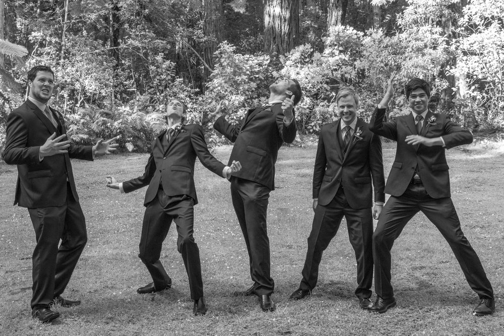 The Boys | Astra Bride Jo | Bonny 229 | Taranaki wedding | Photography by Mark Bellringer |