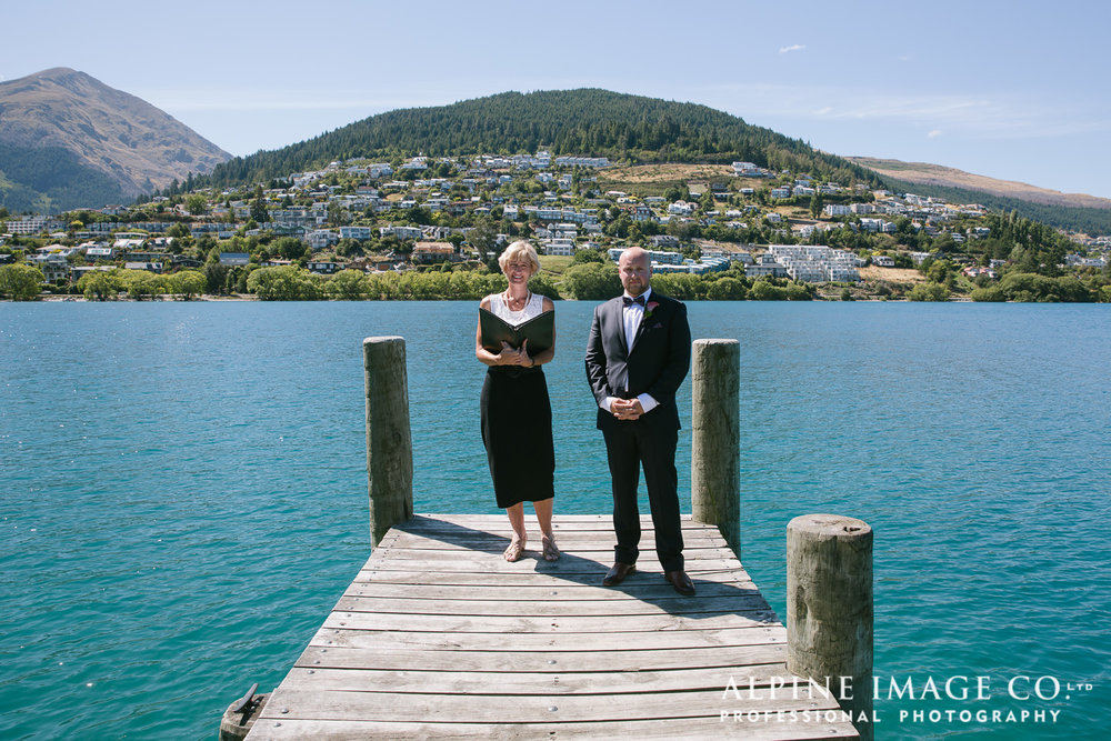 Astra Bride Hannah | Lakeside wedding | Maggie Sottero Cassandra | The most amazing outlook for a ceremony |