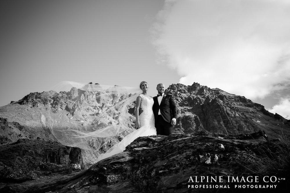 Astra Bride Hannah | Lakeside wedding | Maggie Sottero Cassandra |