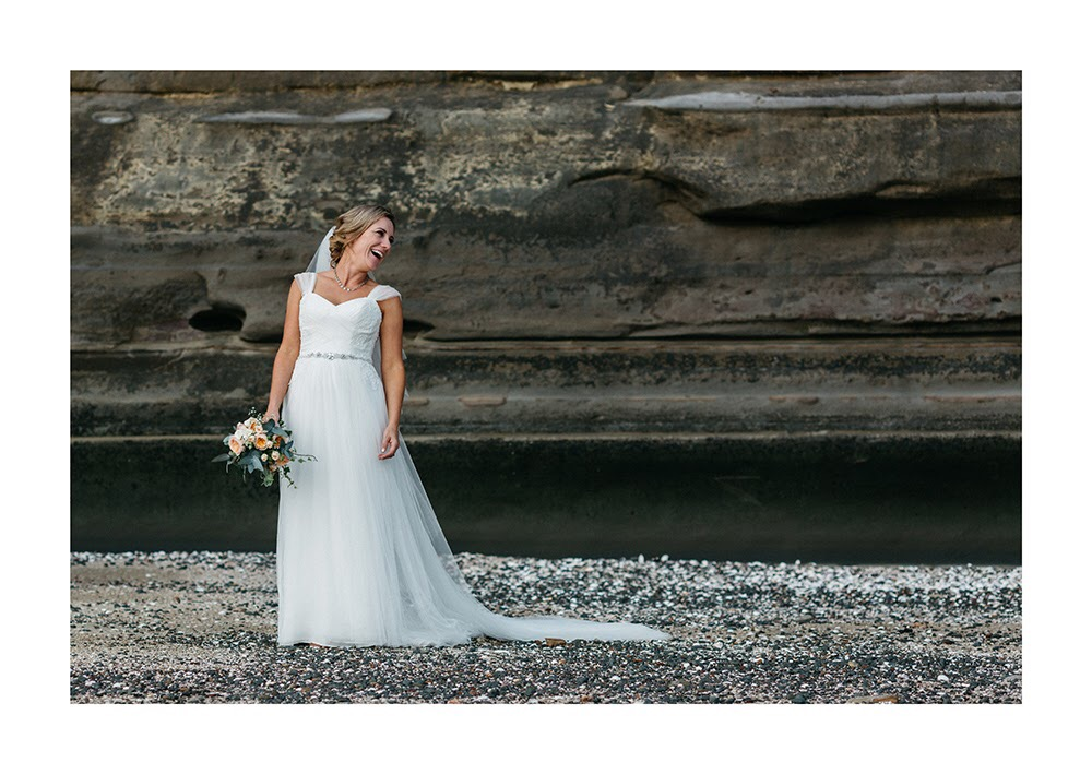 Astra Bride Nadine | Nautical Wedding | Maggie Sottero Patience | Photographer Justin Aitken | Motuihi Island |