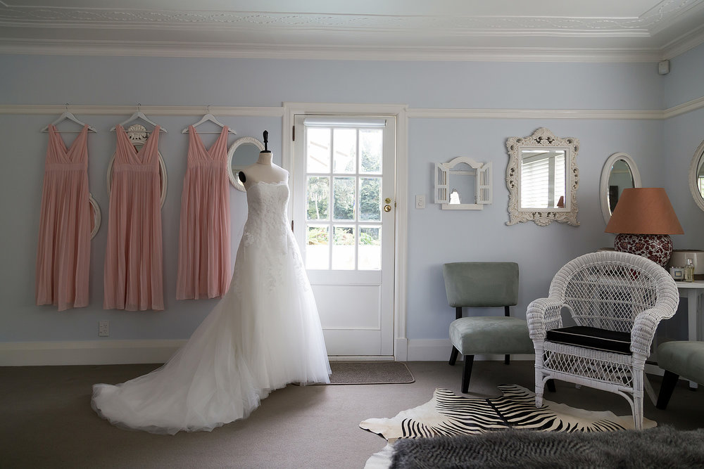 Astra Bride Rachael | Maggie Sottero Nadia | Kelliher Estate | Marie Brooke Photography | Awaiting the bride |