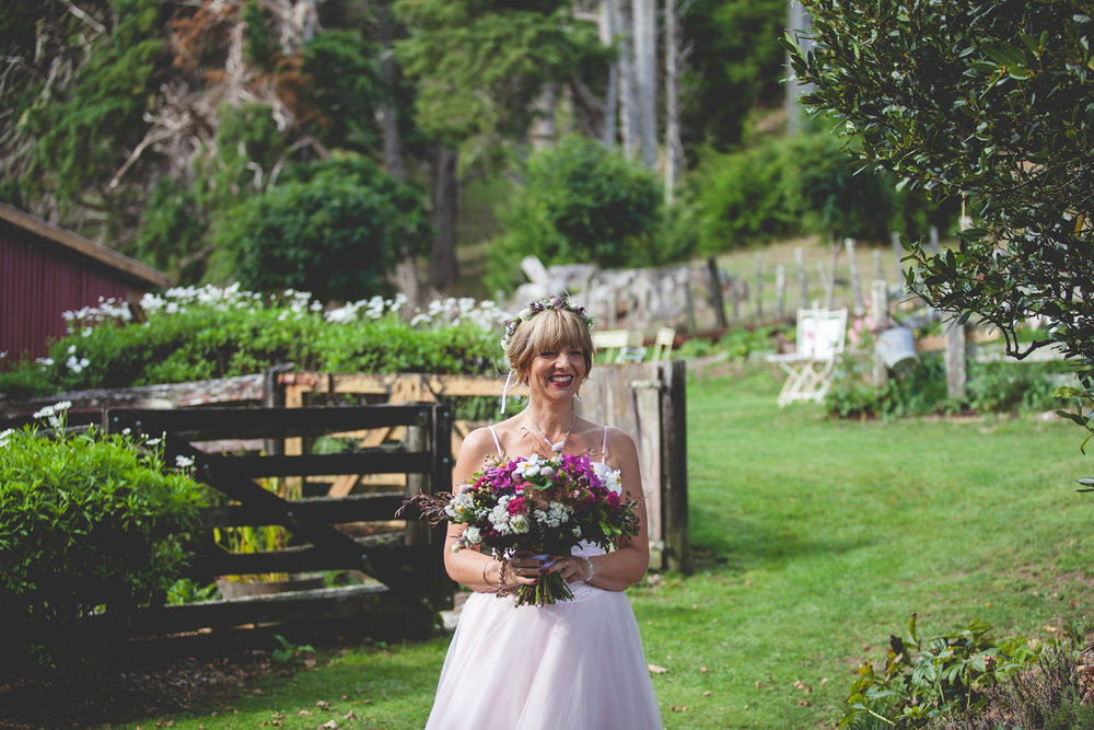 Astra Bride Sabine | Bonny Gown | Boho Garden Wedding | | Boutique Barn Puhoi | Photography by So This is Love |