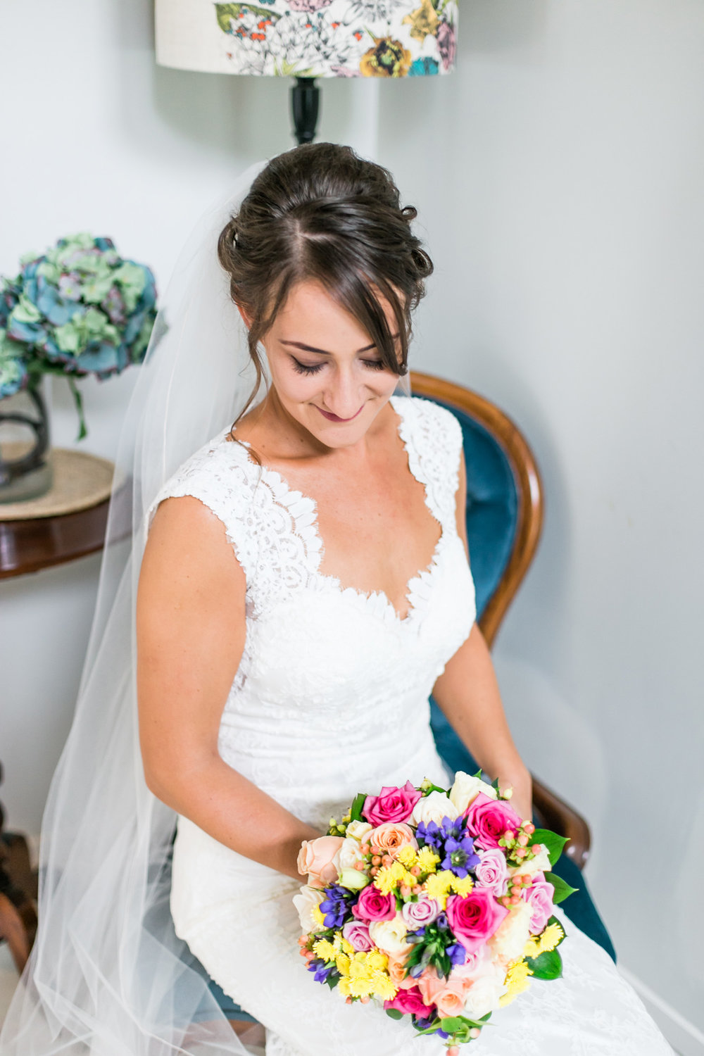 Astra Bride Ashleigh | Maggie Sottero Londyn | Markovina Estate | Soul Sisters Photography |