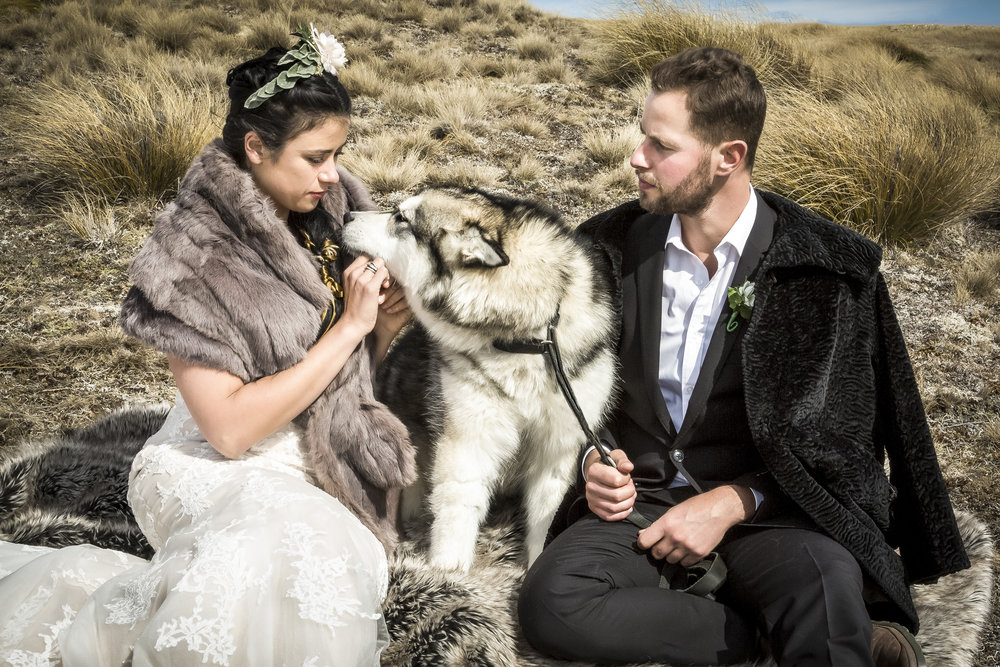 Game of Thrones Wedding Inspiration | Photography by Fluidphoto | Gown by Astra Bridal | www.borrowedandblue.kiwi