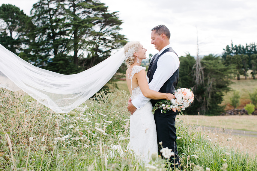 Astra Bride Natasha | Glamourous family wedding inspiration | Wedding dress by Maggie Sottero from Astra Bridal  | www.borrowedandblue.kiwi