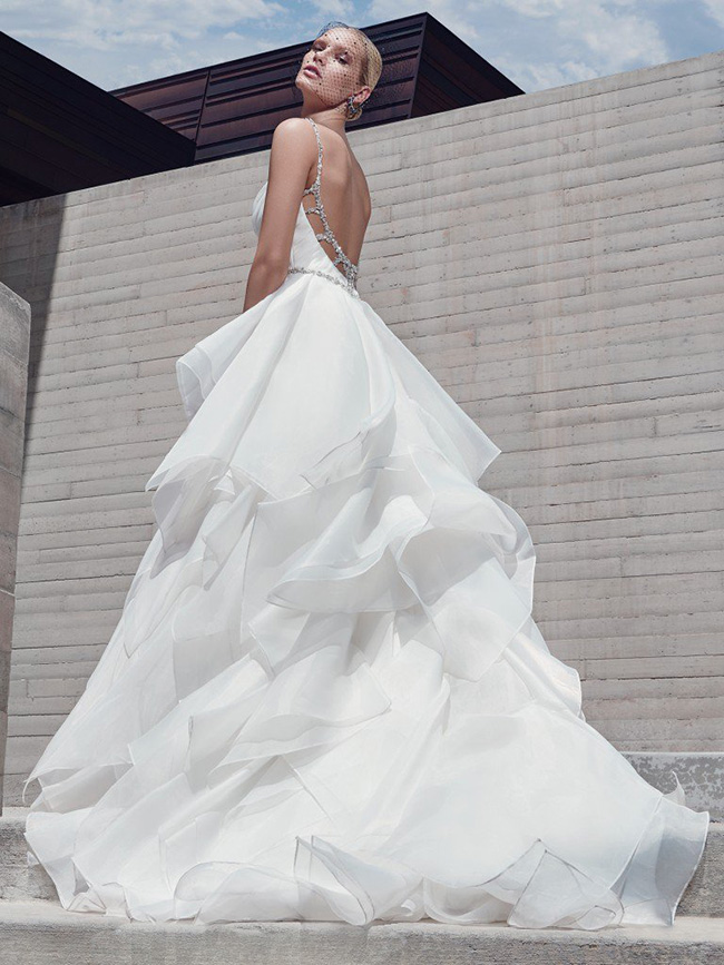 Are you athletic? Choosing your wedding gown for your body shape ...