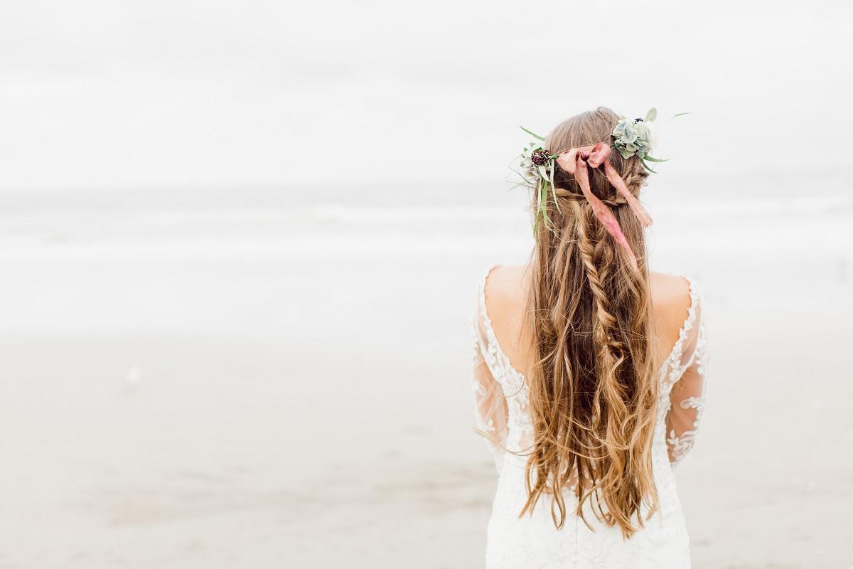 On Location – Vintage Beach Boho. — Borrowed & Blue - NZ Wedding ...