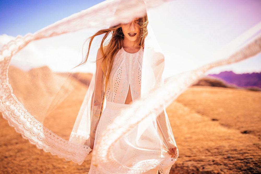 Desert styled shoot | 'Nicole' Gown by Maggie Sottero from www.astrabridal.co.nz | www.borrowedandblue.kiwi