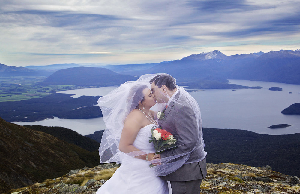 Astra Bride: Tyna | Lake Te Anau wedding | Photography: Nicole Mennell Photography |