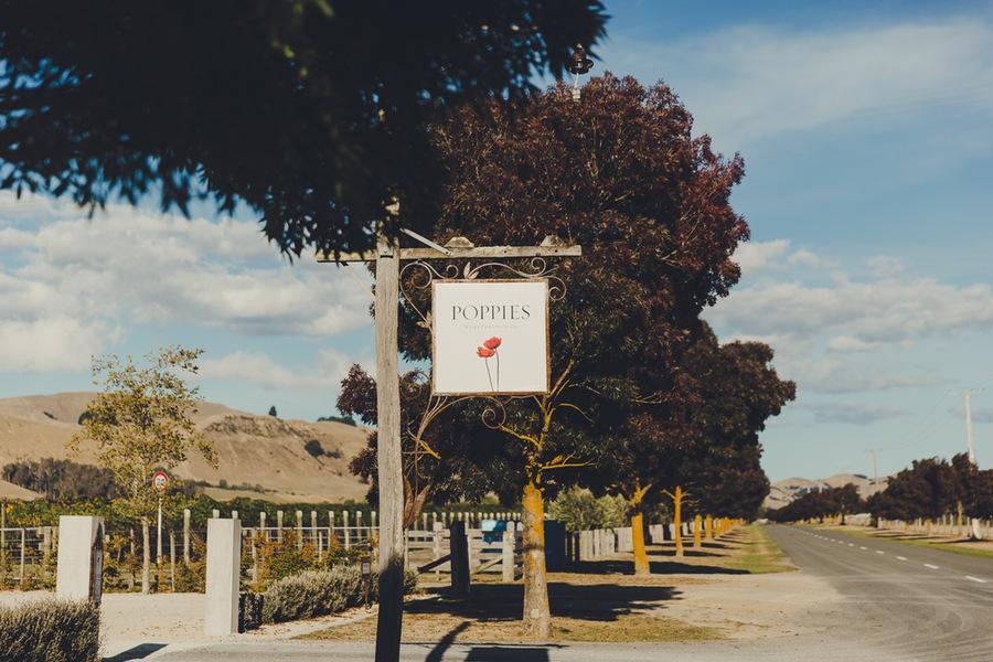 Astra Bride Rachel | Sottero & Midgley Beckett | Poppies of Martinborough | Photography by Patina Photography |