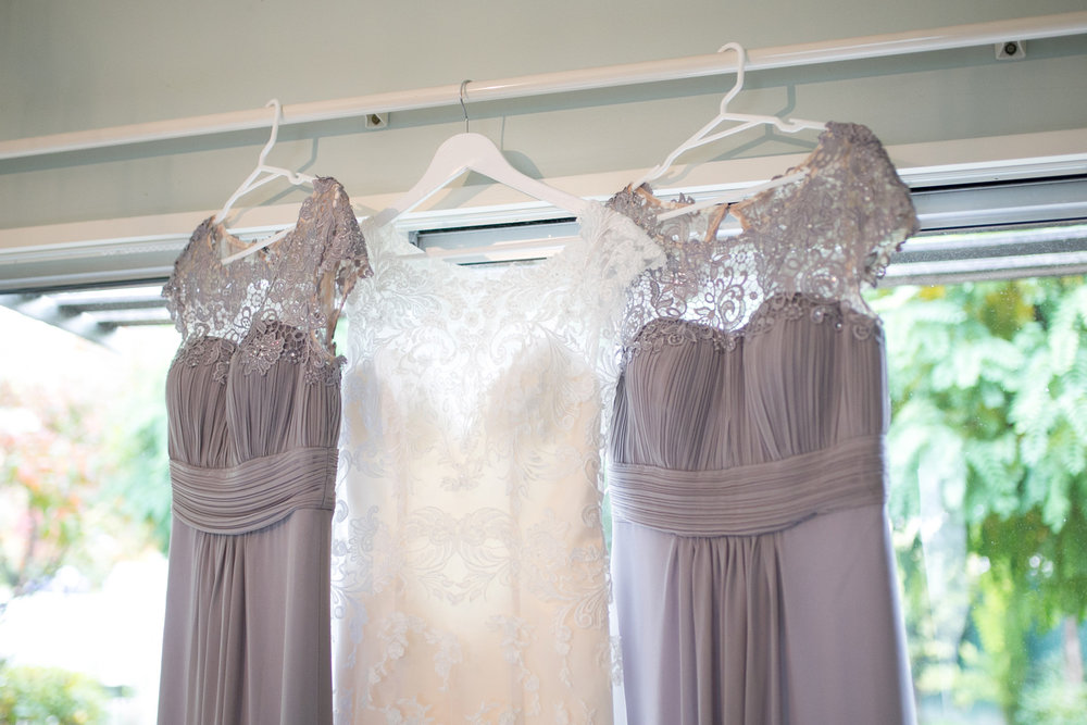 Lilac bridesmaids | Astra Bride Andrea | Maggie Sottero Francesca | Photography by Ishotz Photography by Jaime Smith |