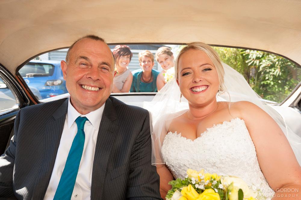 Father and daugher shot | Astra Bride Sophia | Sileni Wine Estate | Maggie Sottero Emma | Lynda Gordon Photography
