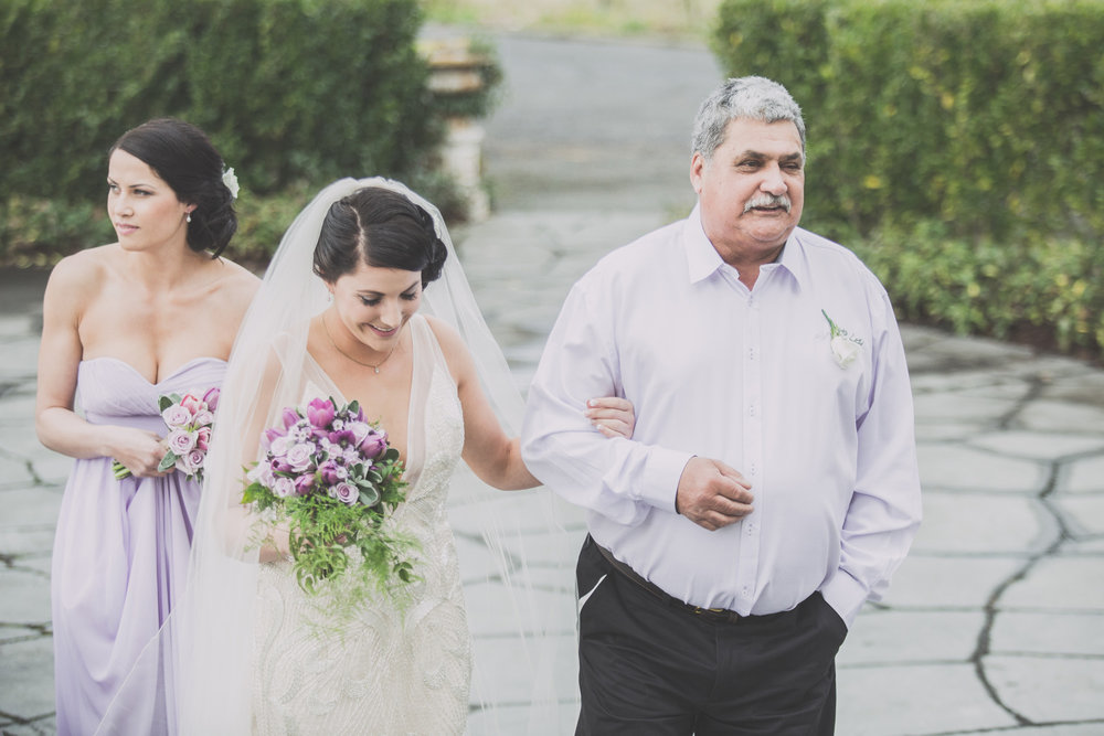 Proud father | Astra Bride Cloe | Maggie Sottero Gianna | The Old Church Napier | Vintage Wedding | Richard Wood photographer |