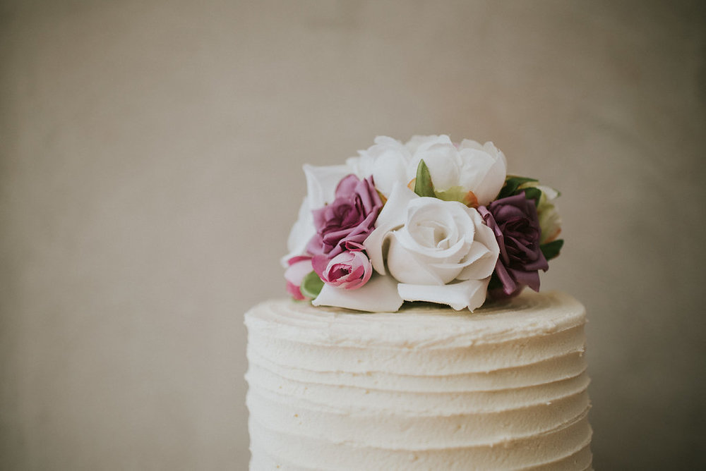 Cake top | Astra bride Joanne | Bonny 1500 | Cassels venue | Chris Turner Photography