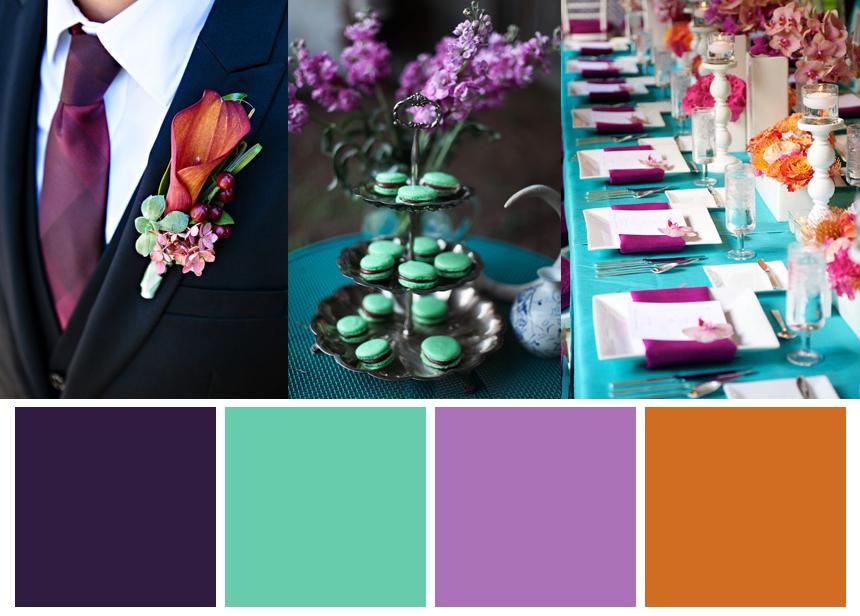 7 palettes for winter wedding inspiration |  www.borrowedandblue.kiwi | www.astrabridal.co.nz