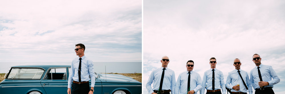 The Boys | Astra Bride Simone | Maggie Sottero Melitta | The Old Church Napier | Brad Boniface Photographer |