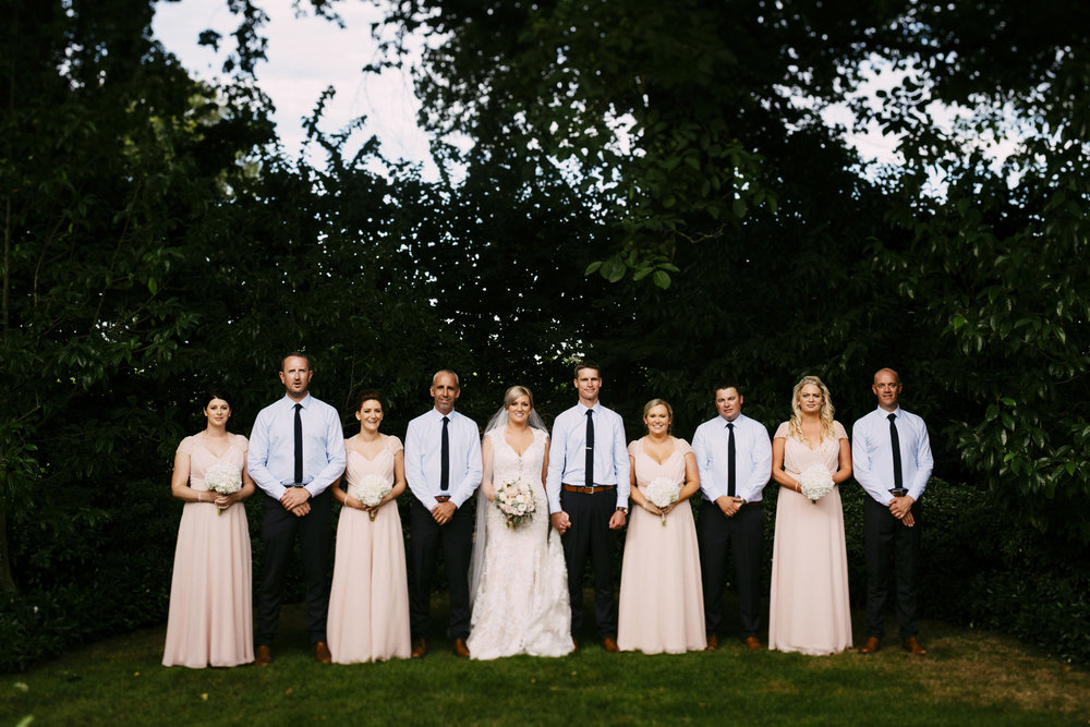 Bridal party | Astra Bride Simone | Maggie Sottero Melitta | The Old Church Napier | Brad Boniface Photographer |