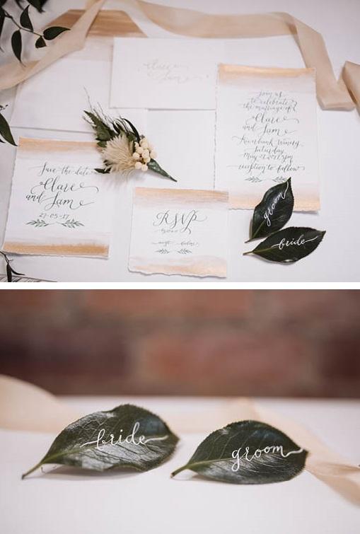 Rustic green wedding inspiration | Photography by Proshot | Dress from Astra Bridal | www.borrowedandblue.kiwi